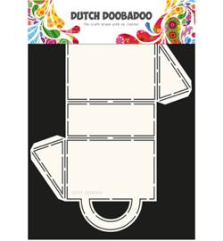 470.713.043 Dutch Envelop Art A4 - Suitecase - Dutch Doobadoo