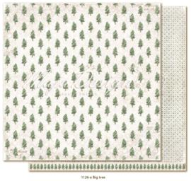 1126 Scrappapier dubbelzijdig - Traditonal Christmas - Maja Design