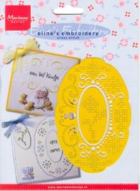 EL8503 Eline - Borduurmal - Marianne Design