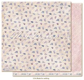 1016 Scrappapier dubbelzijdig - Denim en Girls - Maja Design
