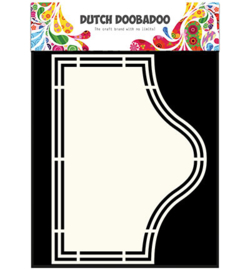 470.713.159 Dutch Shape Art A5 - Dutch Doobadoo