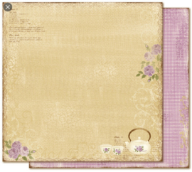 395 Scrappapier dubbelzijdig - Fika - Maja Design