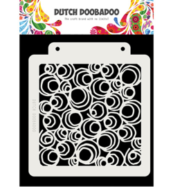 470.715.141 Mask stencil - Dutch Doobadoo