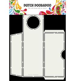 470.713.699 Deurhanger Stencil A4 - Dutch Doobadoo