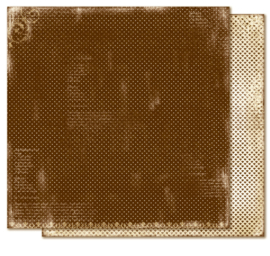 394 Scrappapier dubbelzijdig - Fika - Maja Design