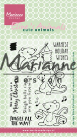 EC0174 Clearstamp Eline - Marianne Design