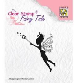 FTCS001 Clearstempels Fairy Tail - Nellie Snellen