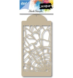 6002-0837 Scrap stencil - Joy Crafts