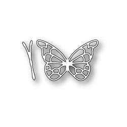 98869 Snij- embosmal - Memorybox