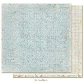 594 Scrappapier dubbelzijdig - Vintage Spring - Maja Design