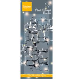 TC0878 Clearstempel Kaarsen - Marianne Design