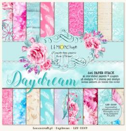 Paperpad 15.2 x 15.2 cm Daydream 36 vel - Lemon Craft