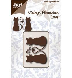 6003/0049 Snij- en embosmal - Joy Crafts