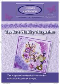 Gerda's Hobby Magazine nr. 1