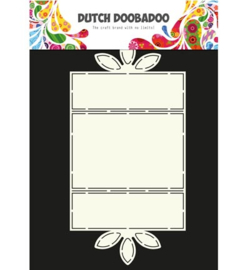 470.713.620 Card Art Stencil A4 - Dutch Doobadoo