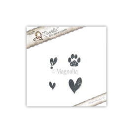 nr. 1000 Animal Love kit - Magnolia Stempel