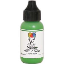 MDQ53996 Acrylic Paint 29ml - Evergreen - Dina Wakley Media