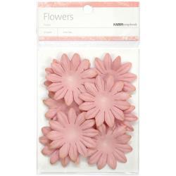 "SB831 Paper Flowers 1.97"" (5cm) 25 stuks - Dusty Pink - Kaisercraft"