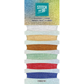 Stitch and Do - Embroidery Thread - Sparkles
