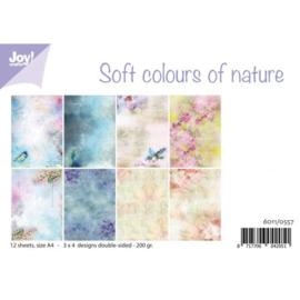 6011-0557 Papierset A4 - Joy Crafts