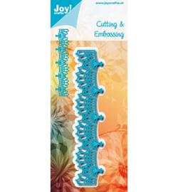 6002-1142 Snij- en embosmal - Joy Crafts