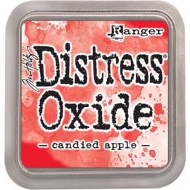 Distress Oxide - Candied Apple - Ranger
