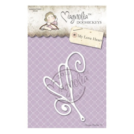 Doohickey My Love Heart - Collectie 2014 - Magnolia