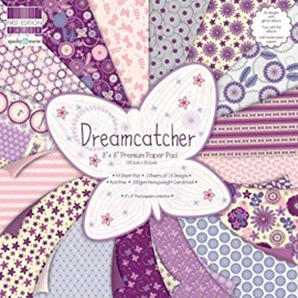 Paperpad 20 x 20cm - 48 vel - Dream Catcher - First Edition