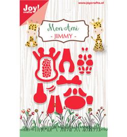 6002-1212 Snij- en embosmal - Joy Crafts