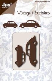 6003/0074 Snij- en embosmal - Joy Crafts