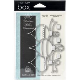 98954 Snij- embosmal - Memorybox