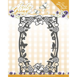 PM10111 Snij- en embosmal - Early Spring - Marieke Design