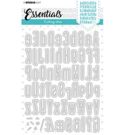 STENCILSL390  Snij- en embosmal - Essentials- Studio Light