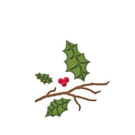 S2-056 Snij- en embosmal - Kerst - Spellbinders