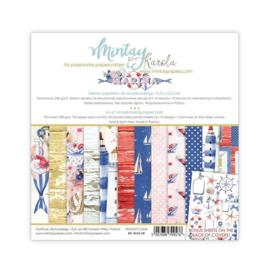 Paperpad 15.2 x 15.2cm - Marina - Mintay