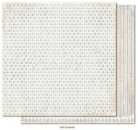 939 Scrappapier dubbelzijdig - Joyous Winterdays - Maja Design