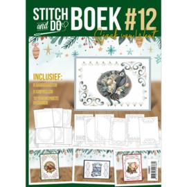 STDOBB012 Stitch and Do boek nr. 12