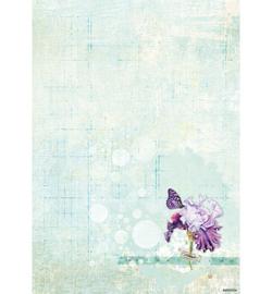 BASISSS254 A4 papier dubbelzijdig  - So Spring - Studio Light