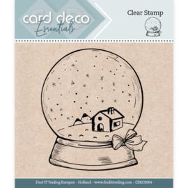 CDECS064 Clearstempel - Card Deco
