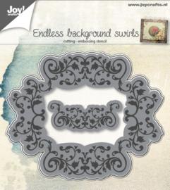 6002-0649 Snij- en embosmal - Joy Crafts