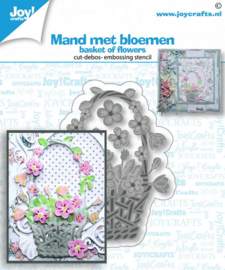 6002-1454 Snij- en embosmal - Joy Crafts