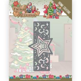 YCD10256 Snij- en embosmal  - The Heart of Christmas - Yvonne Creations