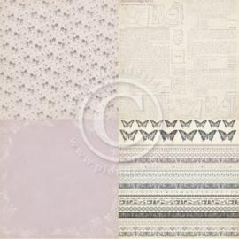 PD3504 Scrappapier - Alma's Sewing - Pion Design