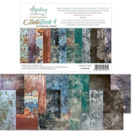 Paperpad Mintay - Basic Book 4 - 15.2 x 20.3 cm - MT-BKG-04