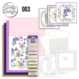 Dotty Design nr. 3 - borduren