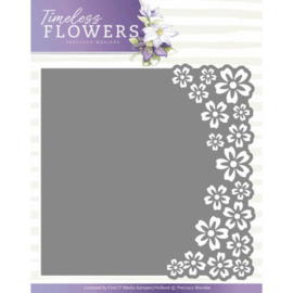 PM10118 Snij- en embosmal - Timeless Flowers - Marieke Design
