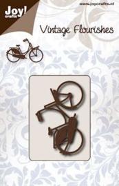 6003/0064 Snij- en embosmal - Joy Crafts