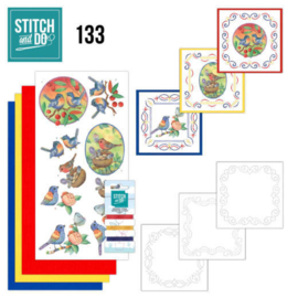 Stitch and Do 133 - Vogels