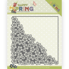 PM10145 Snij- en embosmal - Happy Spring - Marieke Design