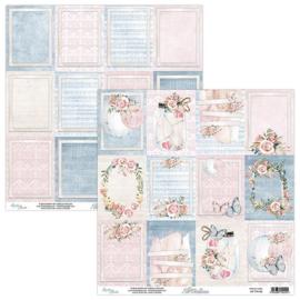 Scrappapier dubbelzijdig 06 - 7th Heaven - Mintay